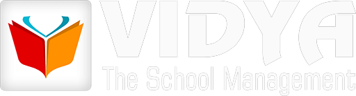 VIDYA School Management Software Logo